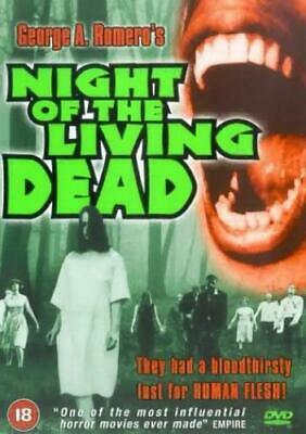 Night Of The Living Dead [1968] [DVD] DVD