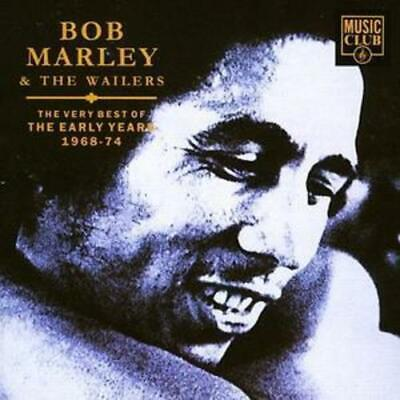 Bob Marley and The Wailers : The Very Best Of The Early Years 1968-74 CD (1993)
