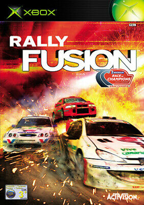 Rally Fusion: Race of Champions (Xbox) VideoGames