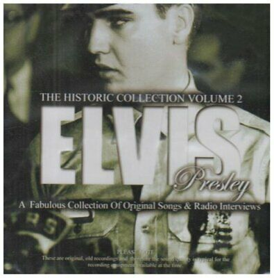 Elvis Presley : The Historic Collection Vol.2 CD