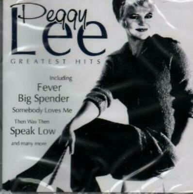 Peggy Lee : Greatest Hits CD Value Guaranteed from eBay's biggest seller!