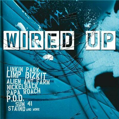 Various Artists : Wired-up CD