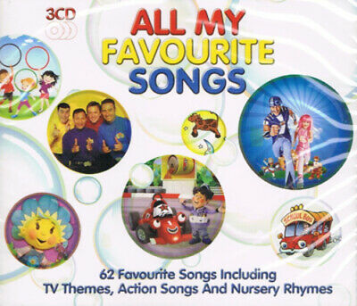 Various Artists : All My Favourite Songs CD (2012)