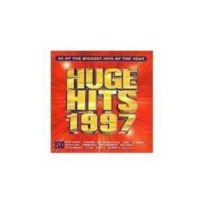 Various Artists : Huge Hits 1997 CD