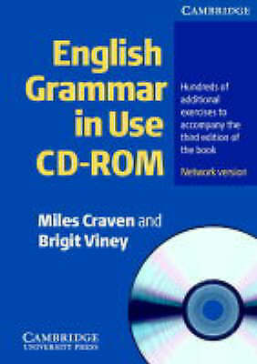 English Grammar In Use CD ROM Network: Reference and Practice for Intermediate S