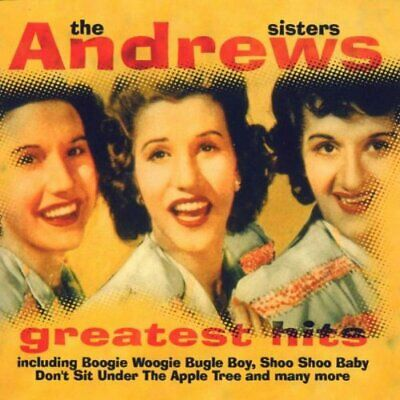 Andrews Sisters, The : Greatest Hits CD Highly Rated eBay Seller Great Prices