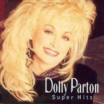 Dolly Parton : Super Hits CD (2001) Value Guaranteed from eBay's biggest seller!