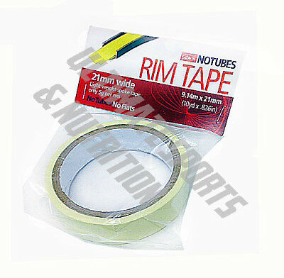 Stan's NoTubes Tape 21mm  x 10 yd Roll  Stans Yellow 21 mm x 10yd Roll Rim Tape