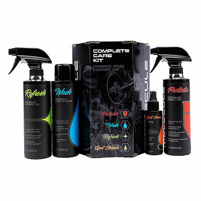 Molecule Race/Racing/Rally Suit Care Kit - Protector/Refresher/Cleaner/Wash