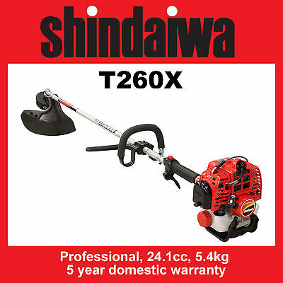 Shindaiwa T260X Straight Shaft Trimmer - Save $50