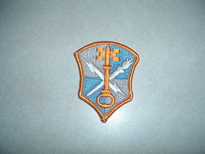 Military Patch Us Army Colored Intelligence Security Command