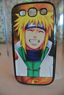 USA Seller Samsung Galaxy S3 III  Anime Phone case Naruto Minato Namikaze