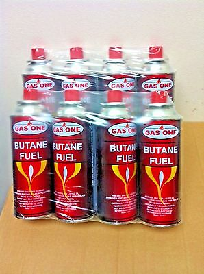 New Butane Fuel Gas Canisters Portable Camping Stove Cartridge 4-20