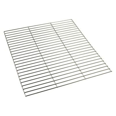 New Stainless Steel Charcoal/Gas BBQ Grill (485mm  x 690mm) - SSG-2060