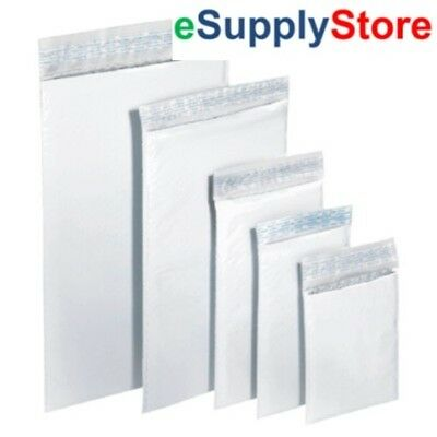 """#2 8.5x12"""" POLY BUBBLE MAILER PADDED ENVELOPES-100ct"""