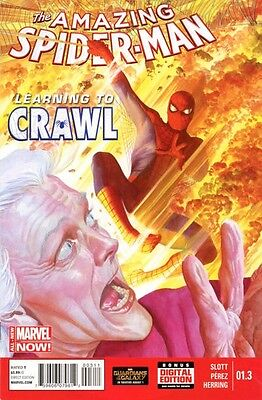 Amazing Spider-Man #1.3 Alex Ross Cover Unread New Near Mint Marvel 2014 **28