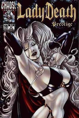 Lady Death - Vol. 3  Nr. 10 Variant Cover