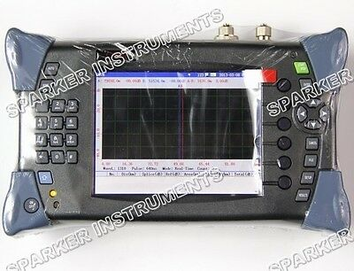 New Digital Portable Palm OTDR Tester Meter RY-OT4000 32/30dB 1310nm/1550nm +20