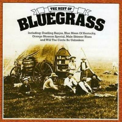 Various Artists : The Best of Bluegrass CD (2003) Expertly Refurbished Product
