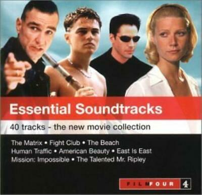 Various Artists : Essential Soundtracks CD Incredible Value and Free Shipping!