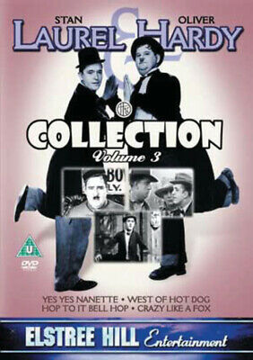 Laurel and Hardy Collection: Volume 3 DVD (2004) Oliver Hardy
