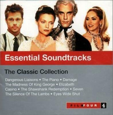 Various Artists : Essential Soundtracks - Classic Collecti CD Quality guaranteed