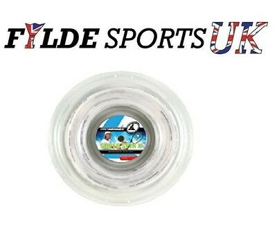 Pro Kennex Super Spin X 16gauge 1.27mm-1.31mm Tennis String 200m Reel- CLEARANCE
