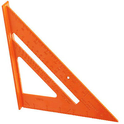 Aluminium Alloy Roofing Square Roofer Angle Measuring Triangle Guide Tool P217