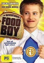 The Adventures of Food Boy * NEW DVD * (Region 4 Australia)