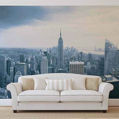 WALL MURAL PHOTO WALLPAPER PICTURE (1326P) New York City Skyline Urban