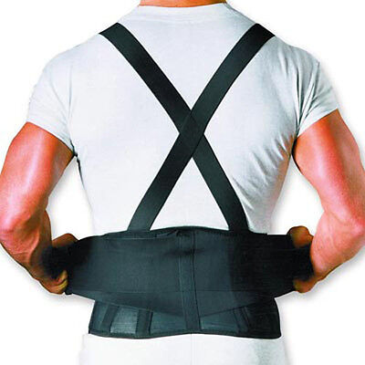 Lower Back/Lumbar  Brace  Support Belt/ Work Safety/ Weight Lifting Breathable