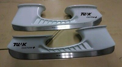 Bauer Tuuk Custom+ Holder with Stainless Steel Runners One Pair Multiple Sizes