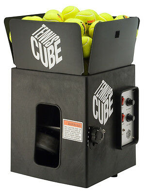 Sports Tutor Tennis Cube Battery Tennis Ball Machine