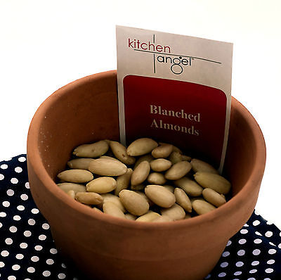 Blanched Almonds (200g)