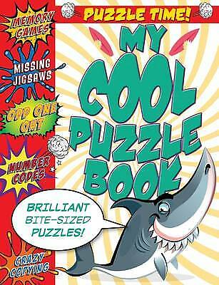 Puzzle Time!: My Cool Puzzle Book, n/a, New Book