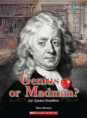 Genius or Madman (Shockwave), Mary Atkinson, New Book