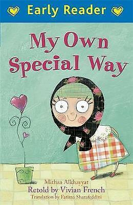 My Own Special Way (EARLY READER), Mithaa alKhayyat, New Book