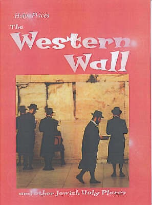 Holy Places Western Wall Hardback, Ross, Mandy, New Book