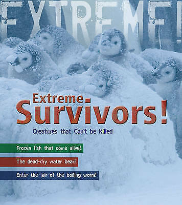 Survivors: Living in the World's Most Extreme Places, Ross Piper, New Book