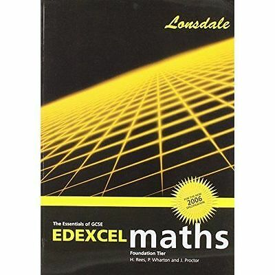 The Essentials of Edexcel GCSE Maths: GCSE Edexcel Maths Intermediate: Foundatio