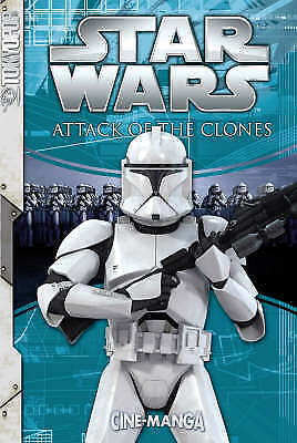 Star Wars: Episode 2 Attack of the Clones (Star Wars S.), New, Lucasfilm Ltd Boo