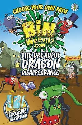 Bin Weevils Choose Your Own Path 3: The Dreadful Dragon Disappearance, New, Arch