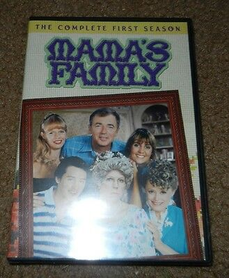 Mama's Family - The Complete First Season (DVD, 2006, 2-Disc Set)