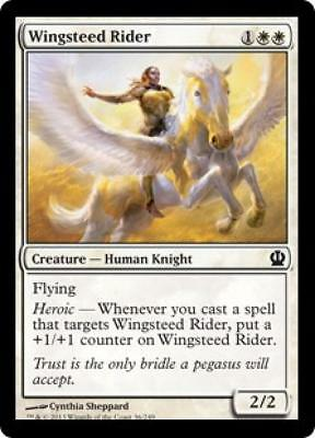 4x Wingsteed Rider - MTG Theros - NEW