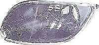 Ford Focus Mk2 1998-2001 Crystal Smoked Front Indicators Pair Left & Right