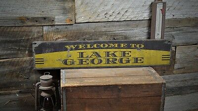 Welcome to the Brew House Sign Rustic Hand Made Vintage Wooden Sign ENS1000418