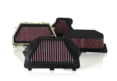 K&N Air Filter. Listing to fit all Suzuki & Triumph Motorcycles and ATVs