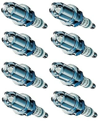 8 x BOSCH SUPER 4 SPARK PLUGS FITS LAND ROVER DEFENDER DISCOVERY RANGE 3.5 4.0