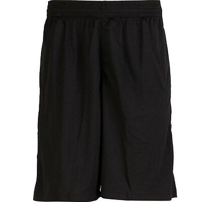 $50 Adidas Bball Performance Sports Shorts (superstar black white)