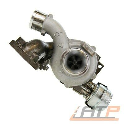 Abgas-Turbo-Lader Opel Astra H Signum Vectra C Zafira B 1.9 Cdti